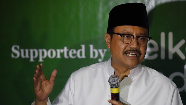 PKB Resmi Usung Gus Ipul di Pilgub Jatim 2018