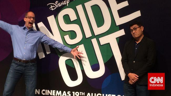 Pete Docter, dari Remaja Canggung ke Wakil Presiden Pixar
