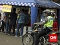 Tiap Lima TPS di Tangsel Dijaga Dua Polisi
