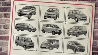 Catatan Penjualan Mobil Keluarga yang Disulap jadi Taksi