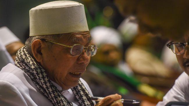 Ma'ruf Amin, Kiai Nomor Satu NU dan Cicit Imam Masjidil Haram