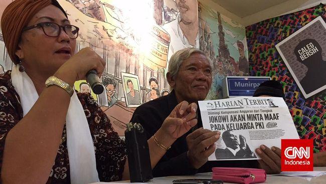 Dapat Ancaman FPI, Temu Nasional Korban 65 Dibatalkan