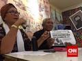 Pertemuan YPKP '65 di Jabar Diungsikan ke LBH Jakarta
