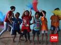 Kandil dan Kampung Srundeng, Aksi Bocah 'Spesial'