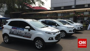 Ford Kalah Saing Karena Tak Mampu Penuhi Selera Masyarakat