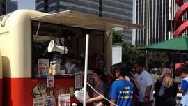 Isuzu Siap Tadah Rezeki dari Foodtruck yang Menjamur