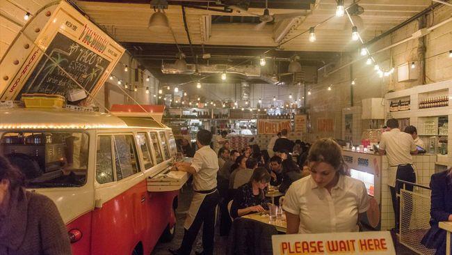 Food Truck, Bisnis Baru Berisiko Sekaligus Beromzet Tinggi