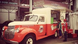 Gaya Hidup Warga Jakarta Sokong Pertumbuhan Bisnis Food Truck