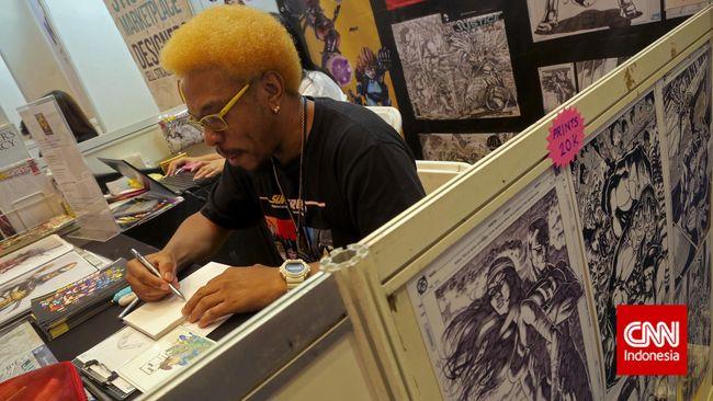 Garudayana Saga, Komik Indonesia Melanglang Dunia