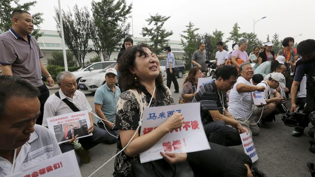 Puing MH370 Ditemukan, Keluarga Korban Skeptis