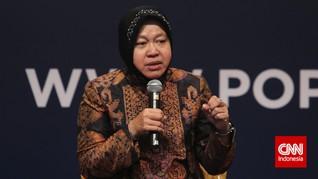 Risma Sedih Bonek Rusak Stadion Gelora Bung Tomo