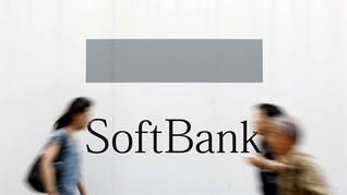 Softbank Siap Lepas Anak Usaha untuk Melantai di Bursa Saham