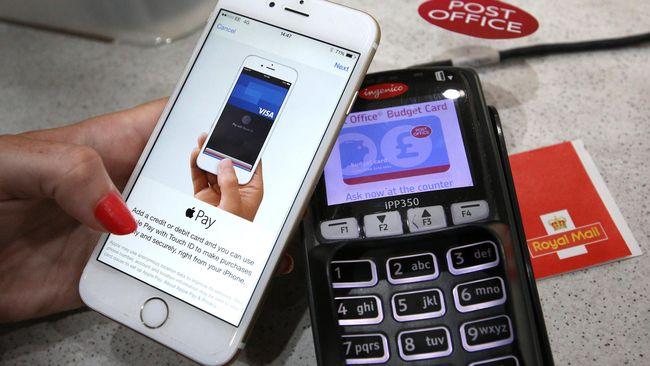 Apple Pay Bisa Dipakai di Starbucks dan KFC
