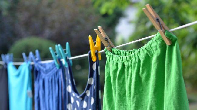 Tips Mudah Mengatasi 'Pusingnya' Mencuci Pakaian