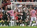 Membosankan, Stoke Vs Liverpool Imbang di Babak Pertama