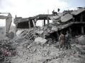 Rangkaian Bom Taliban Tewaskan 50 Orang di Afghanistan