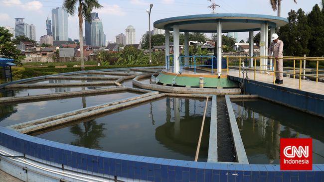 Warga DKI Surati Anies soal Polemik Air Dikelola Swasta