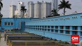 Pipa Palyja Bocor, Suplai Air di Sebagian DKI Terganggu
