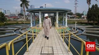 Menko Rizal Ramli Beri Sinyal Harga Air PDAM Bakal Naik
