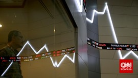 Dana di Bursa Saham Capai Rp109 Triliun per Agustus