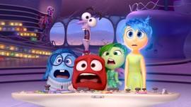 'Inside Out,' Film Animasi yang Disorot di Golden Globes 2016
