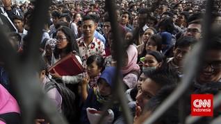 Ekonom: Pertumbuhan Ekonomi Tak Mampu Kurangi Pengangguran