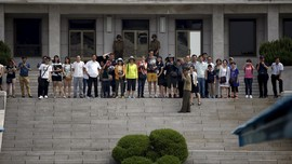 DMZ, Zona Demiliterisasi Korea yang Penuh Misteri