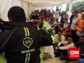 Diduga Berselisih, Sopir GrabBike Datangi Stasiun Cawang