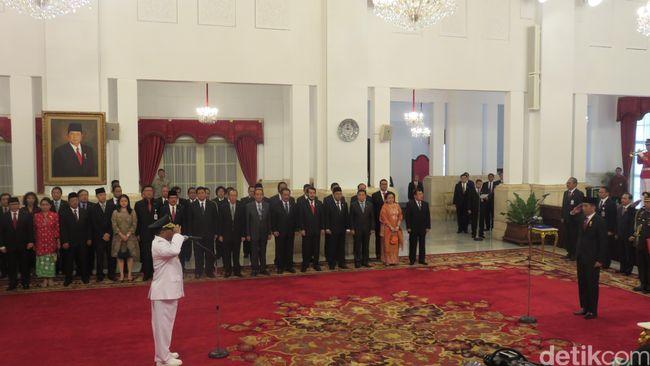 Rano Karno 'Si Doel' Sah Jadi Gubernur Banten Gantikan Atut