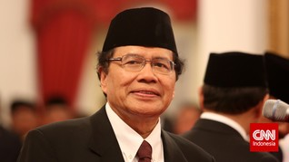 Dikritik Wantimpres, Rizal Ramli: <i>Gitu Aja Ribet</i>