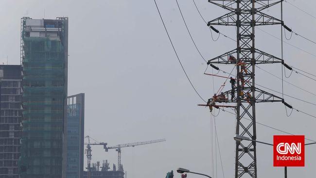 PLN 'Dicurigai' Tengah Mengalami Masalah Keuangan