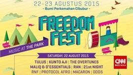Festival Musik ala Woodstock Hadir di Sudut Jakarta