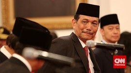 Menko Luhut Sebut Bentrok TNI-Polri di Polman Tak Serius