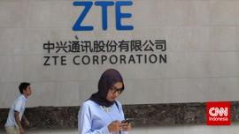 Melihat ke Belakang ZTE di Kota Maju Shenzen