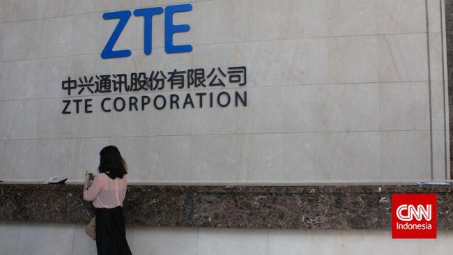 Pemerintah Taiwan Tangguhkan Pengiriman Komponen untuk ZTE