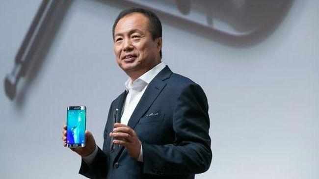 Bisnis Ponsel Samsung Kini Dipimpin Peneliti