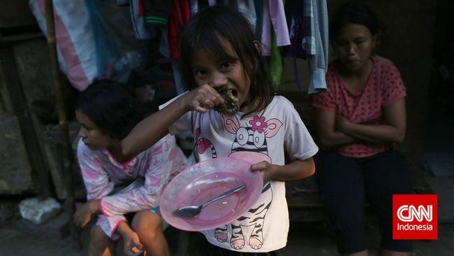 Kemiskinan Naik, Jokowi Minta BPS dan Menko Sinkronisasi