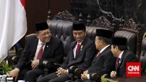 2016, Jokowi Turunkan Target Pertumbuhan Ekonomi jadi 5,5%