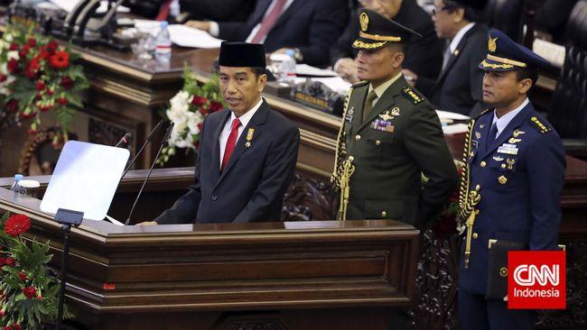 Jokowi: Indonesia Harus Berani Keluar dari Zona Nyaman