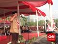 Ahok Bandingkan Singapura dengan Indonesia di Depan Pramuka