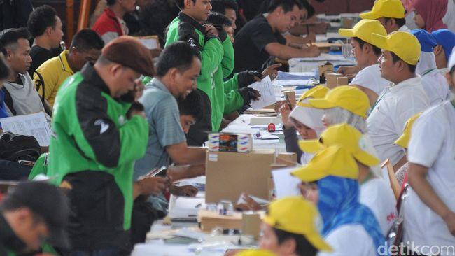 Gojek Setop Rekrut Pengemudi di Jakarta