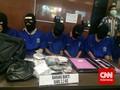 Kelompok Penyelundup Sabu Ditangkap di Medan