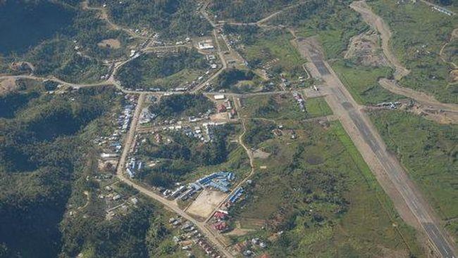 Pesawat Trigana Air Hilang Kontak 10 Menit Sebelum Mendarat