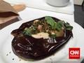 Resep Terung Panggang Hummus Israel ala Chef Nancy Silverton