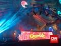Dreamfields Festival Panaskan 'Lantai Dansa' GWK Bali