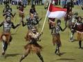 Terpikat Karya Seni Ukir Suku Kamoro Papua