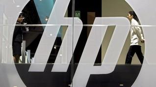 HP Ganti CEO