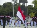Anggota Paskibra Alor Pingsan saat Panjat Tiang Bendera