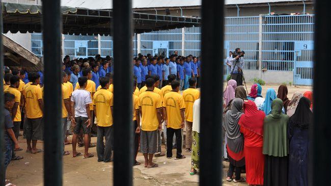 20 Napi Kasus Pembunuhan di Lapas Medan Dapat Grasi