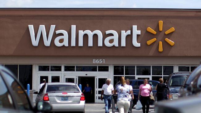 Walmart Ingatkan Trump Perang Dagang Bikin Harga Barang Naik
